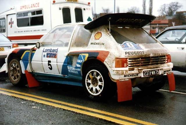 rival direct peugeot 205 Turbo 16 86rac_10
