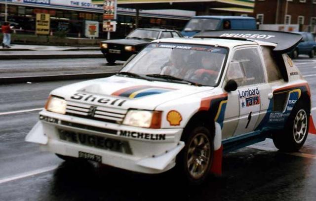 rival direct peugeot 205 Turbo 16 86rac_11