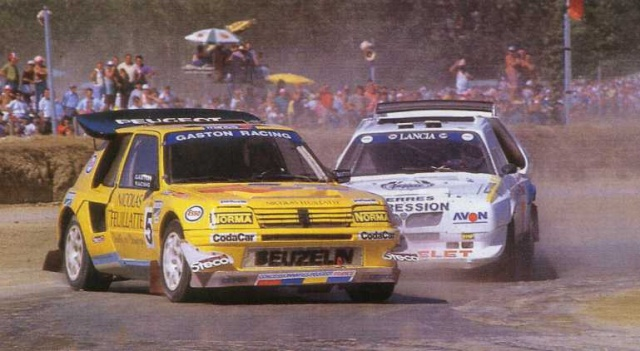 rival direct peugeot 205 Turbo 16 90cros10