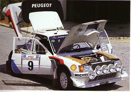 rival direct peugeot 205 Turbo 16 Grece_10