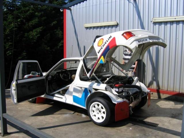 rival direct peugeot 205 Turbo 16 Peugeo11