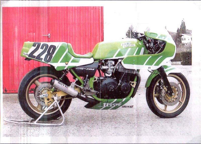 kawa performance replica 1135r10