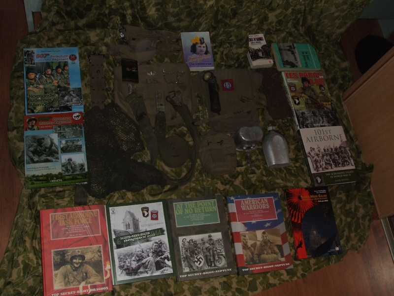 Collections Airborne US, WWII. Dscf9113