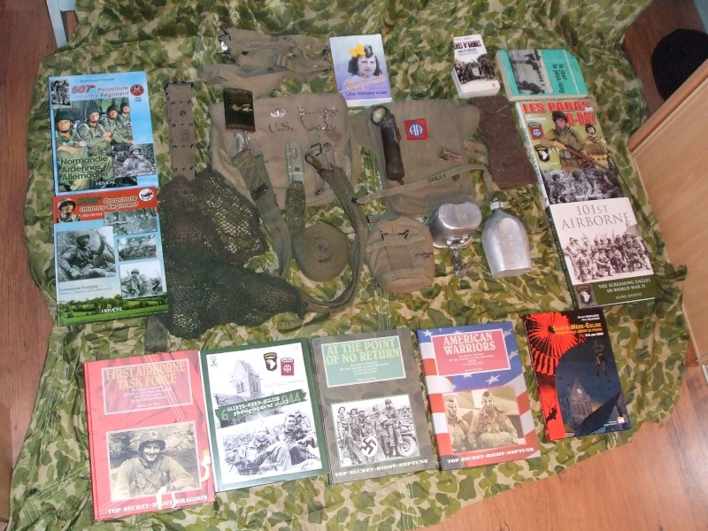 Collections Airborne US, WWII. Dscf9114
