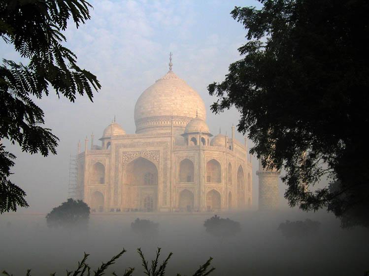 La perle blanche de l'Inde Taj_ma10