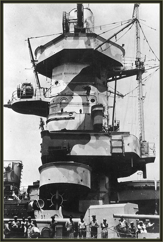 "Fil rouge 2020 : (Heller) Croiseur lourd ""Graf Spee"" - 1/400. 636a8310"
