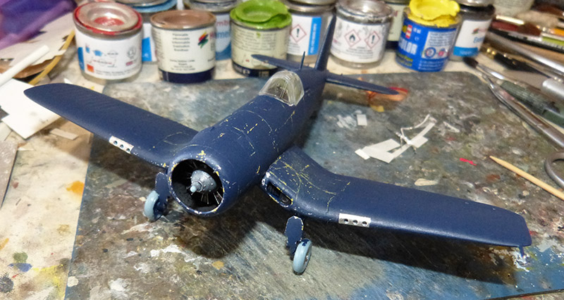 [Academy] Corsair Mk IV Royal Navy. Corsa100