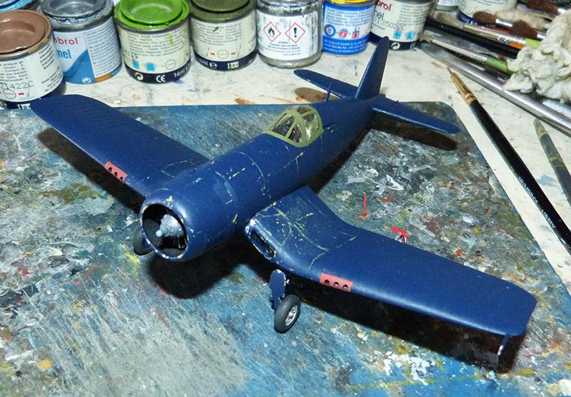 [Academy] Corsair Mk IV Royal Navy. Corsa101