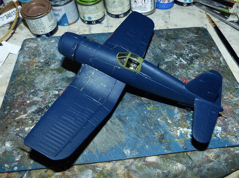 [Academy] Corsair Mk IV Royal Navy. Corsa102