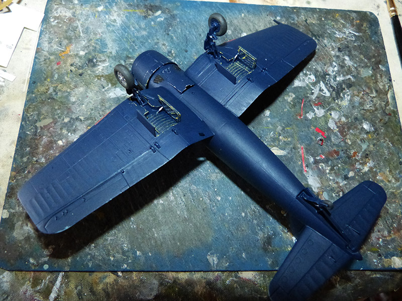 [Academy] Corsair Mk IV Royal Navy. Corsa103