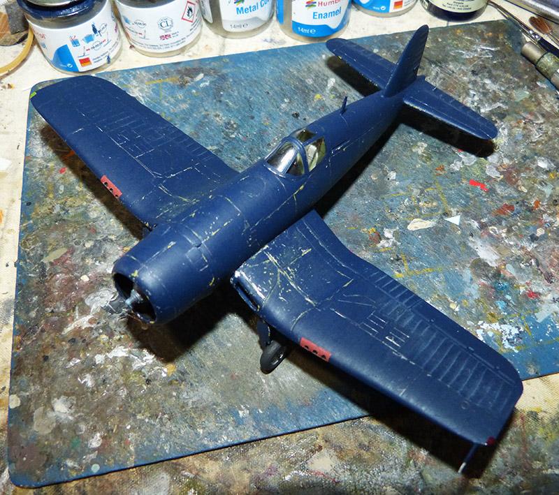 [Academy] Corsair Mk IV Royal Navy. Corsa104