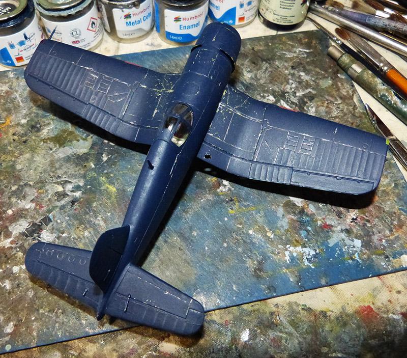 [Academy] Corsair Mk IV Royal Navy. Corsa105