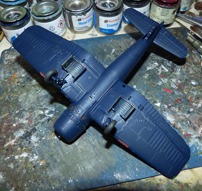 [Academy] Corsair Mk IV Royal Navy. Corsa106