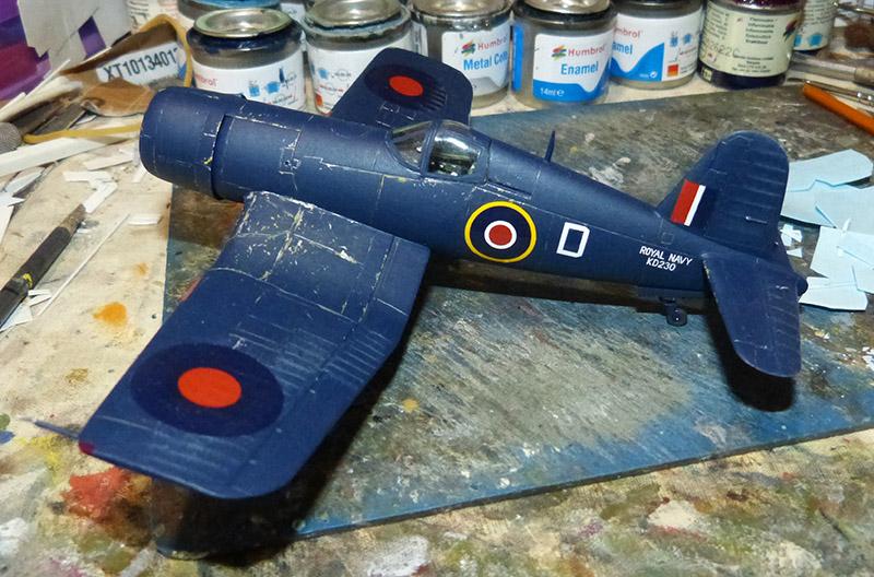 [Academy] Corsair Mk IV Royal Navy. Corsa107