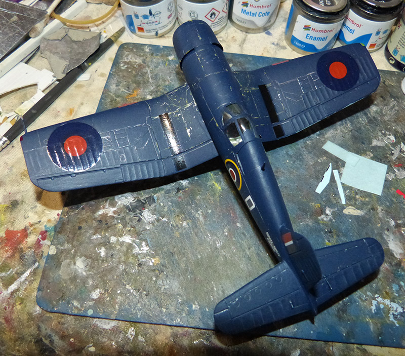 [Academy] Corsair Mk IV Royal Navy. Corsa109