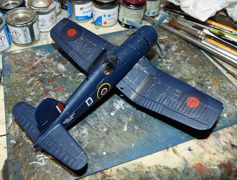 [Academy] Corsair Mk IV Royal Navy. Corsa110