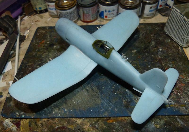 "[High Planes Models] Corsair F4U7 de ""La Royale""- Terminé. Corsai35"