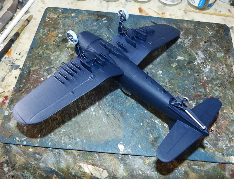"[High Planes Models] Corsair F4U7 de ""La Royale""- Terminé. Corsai39"