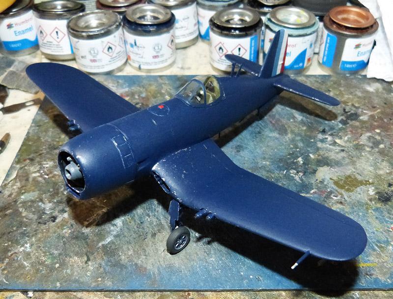 "[High Planes Models] Corsair F4U7 de ""La Royale""- Terminé. Corsai44"