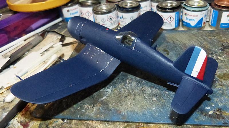"[High Planes Models] Corsair F4U7 de ""La Royale""- Terminé. Corsai45"