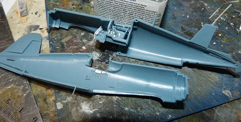 [Academy] Corsair Mk IV Royal Navy. Corsai51
