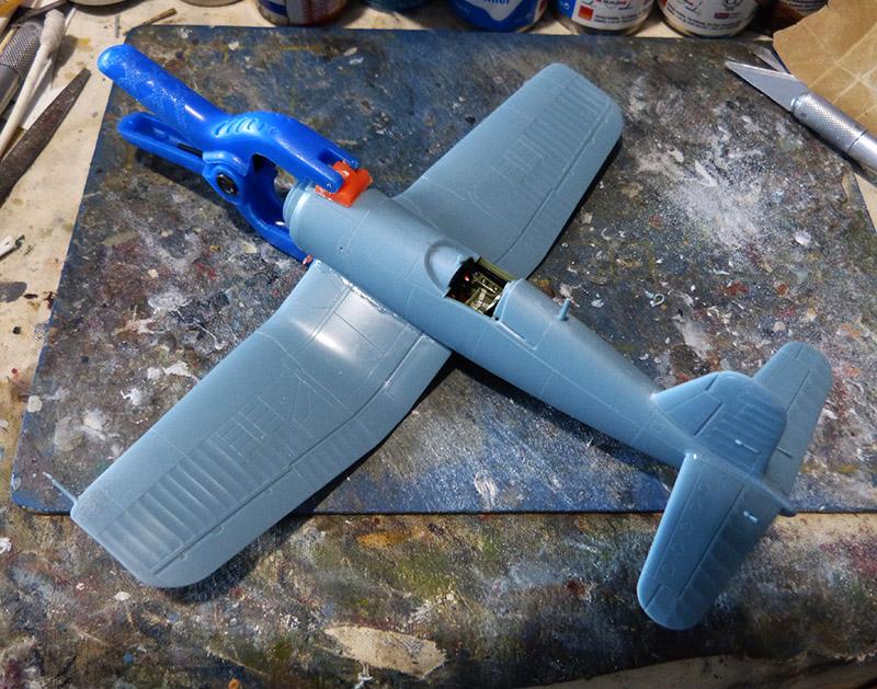 [Academy] Corsair Mk IV Royal Navy. Corsai56