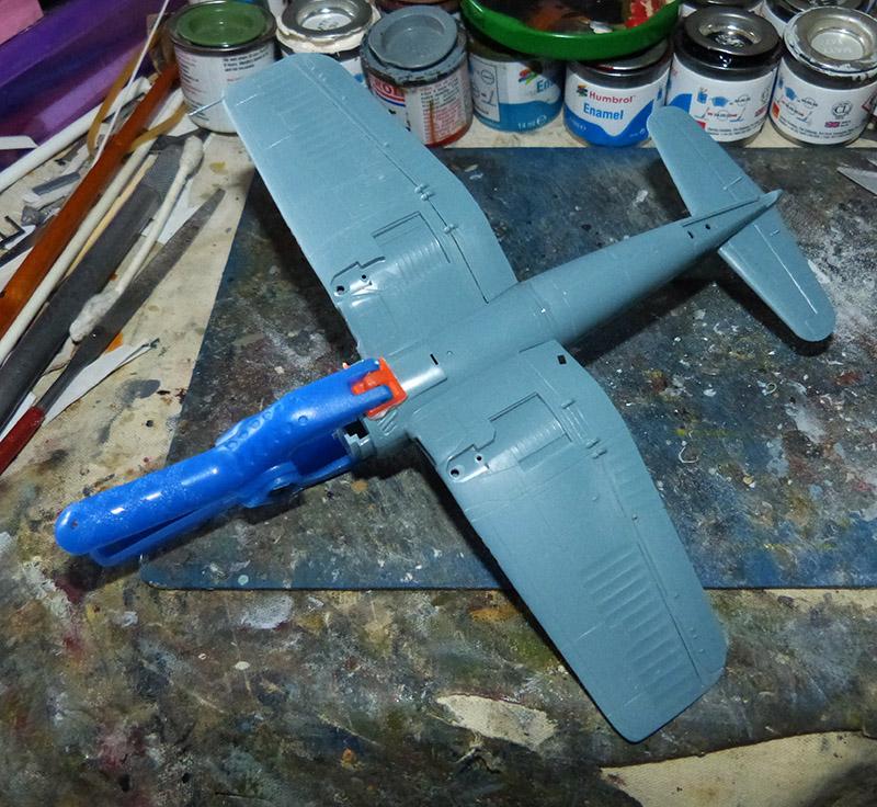 [Academy] Corsair Mk IV Royal Navy. Corsai57