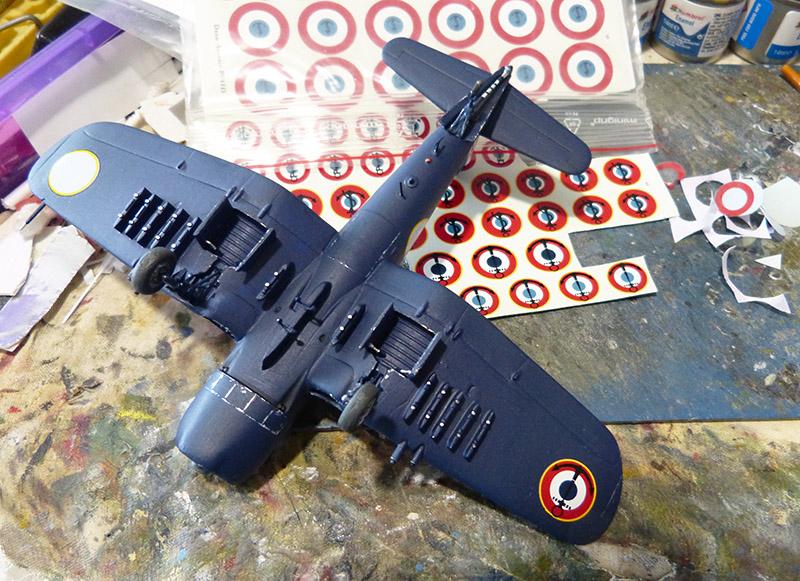"[High Planes Models] Corsair F4U7 de ""La Royale""- Terminé. Corsai59"