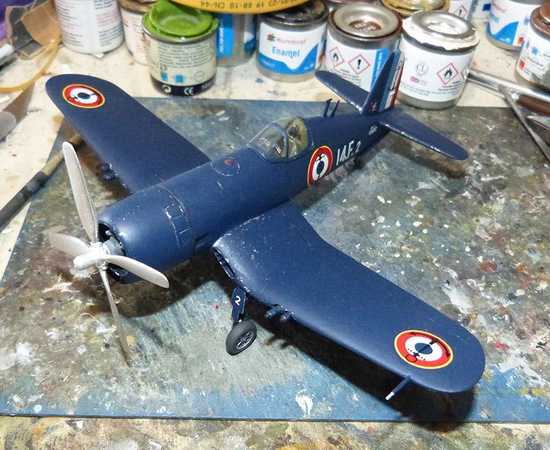 "[High Planes Models] Corsair F4U7 de ""La Royale""- Terminé. Corsai60"