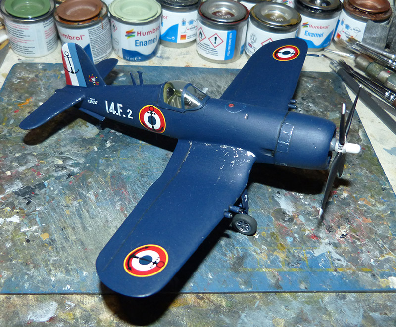 "[High Planes Models] Corsair F4U7 de ""La Royale""- Terminé. Corsai62"