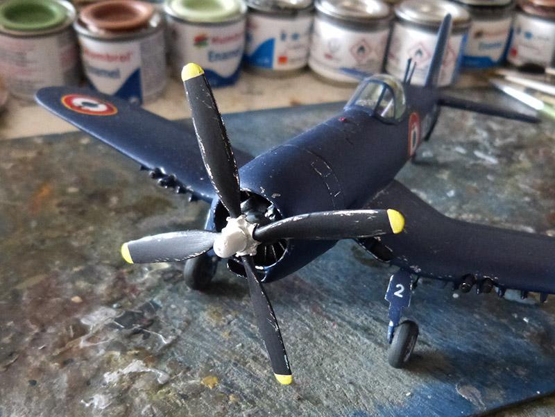 "[High Planes Models] Corsair F4U7 de ""La Royale""- Terminé. Corsai64"