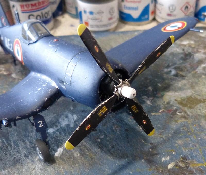 "[High Planes Models] Corsair F4U7 de ""La Royale""- Terminé. Corsai66"