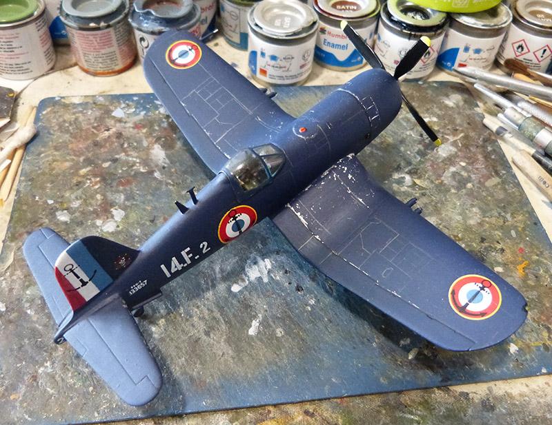 "[High Planes Models] Corsair F4U7 de ""La Royale""- Terminé. Corsai67"