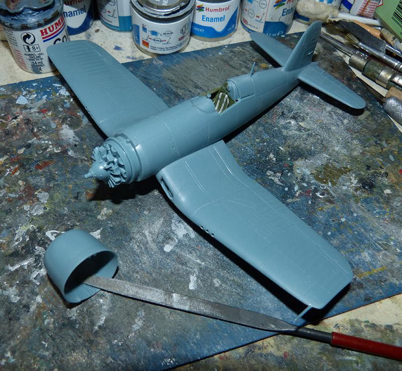 [Academy] Corsair Mk IV Royal Navy. Corsai83
