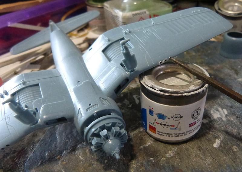 [Academy] Corsair Mk IV Royal Navy. Corsai85