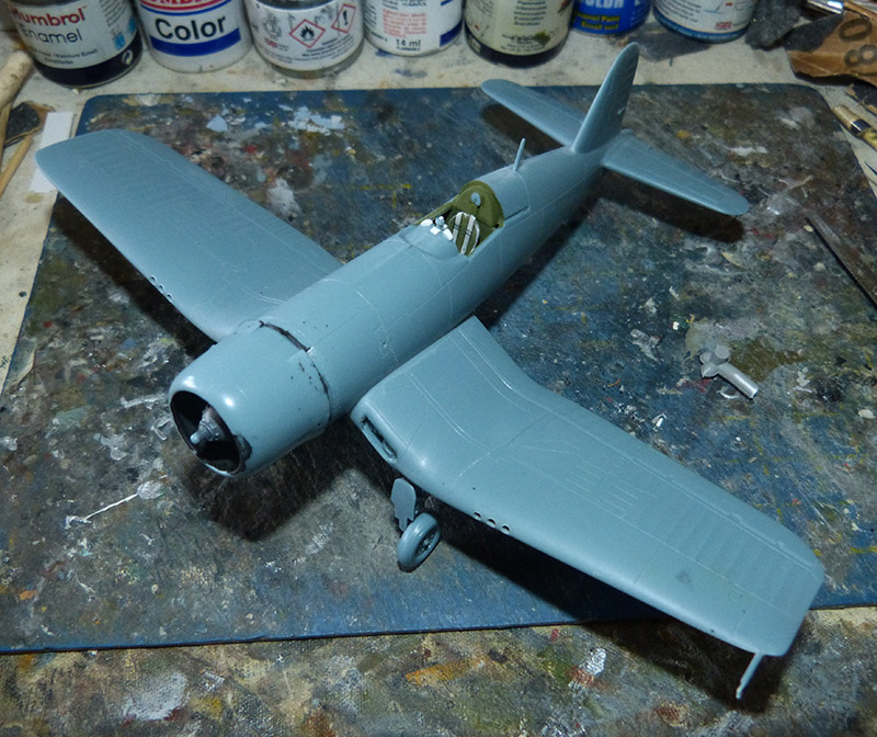 [Academy] Corsair Mk IV Royal Navy. Corsai88