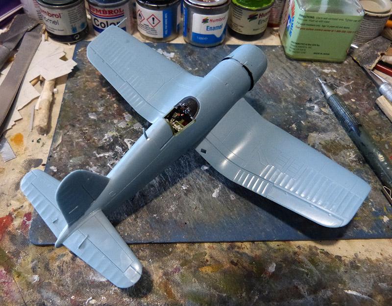 [Academy] Corsair Mk IV Royal Navy. Corsai90