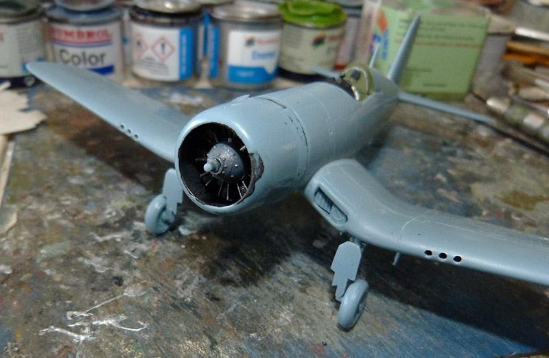 [Academy] Corsair Mk IV Royal Navy. Corsai91