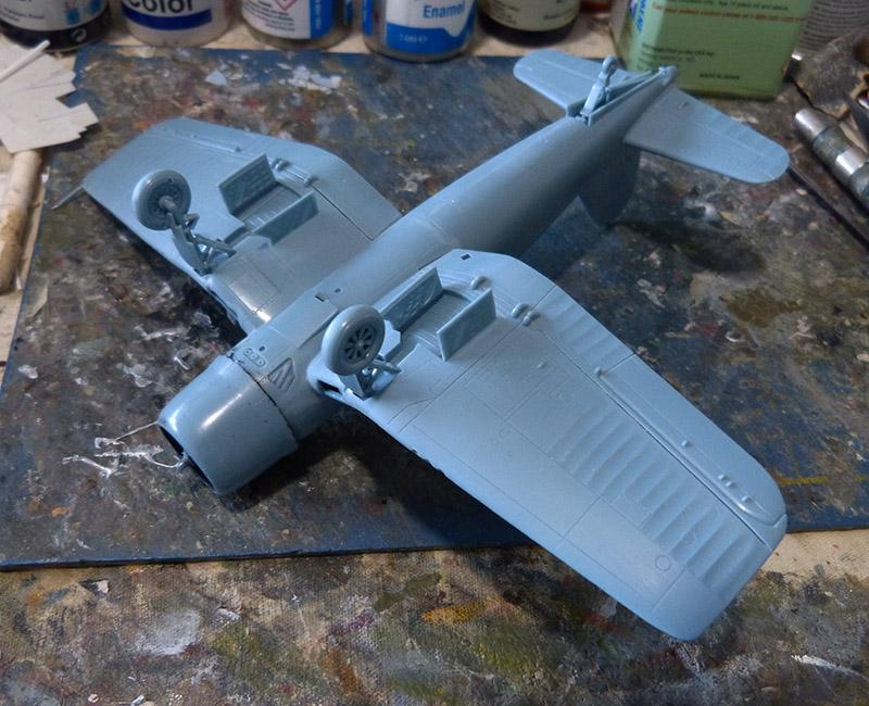 [Academy] Corsair Mk IV Royal Navy. Corsai92
