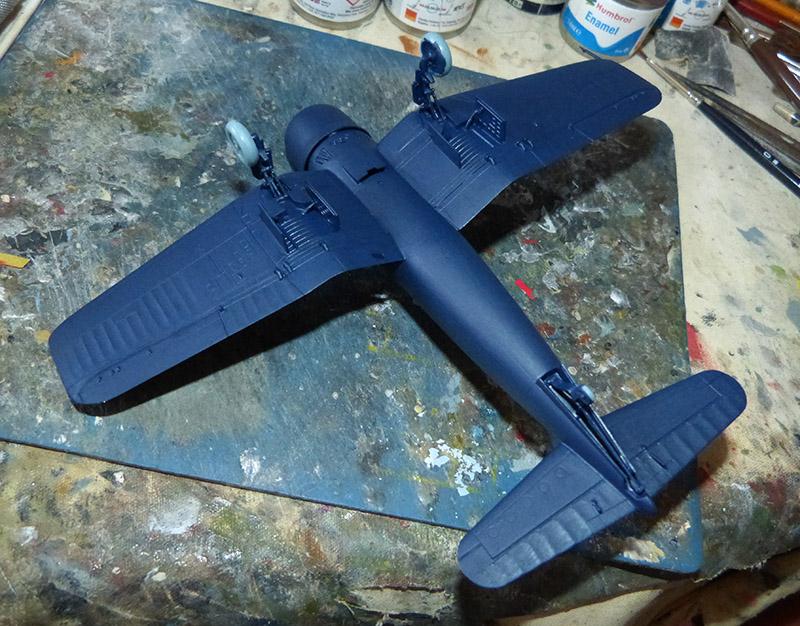 [Academy] Corsair Mk IV Royal Navy. Corsai96