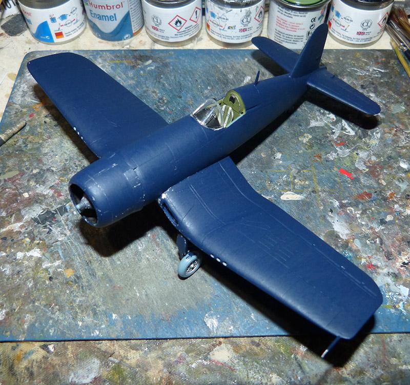 [Academy] Corsair Mk IV Royal Navy. Corsai98