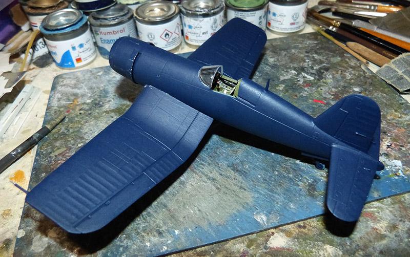 [Academy] Corsair Mk IV Royal Navy. Corsai99