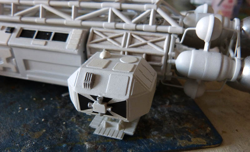 "Eagle 1 Transporter ""Space 1999"" - MPC. Cosmos37"