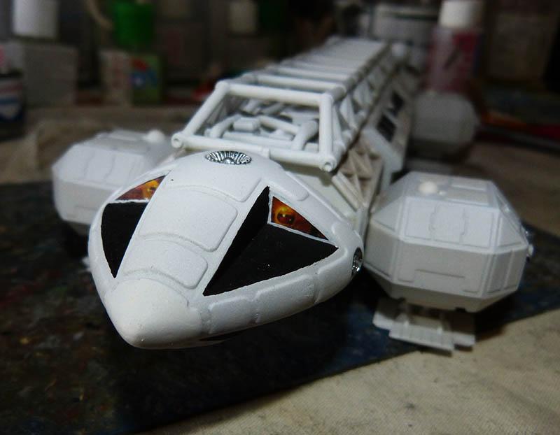 "Eagle 1 Transporter ""Space 1999"" - MPC. Cosmos39"