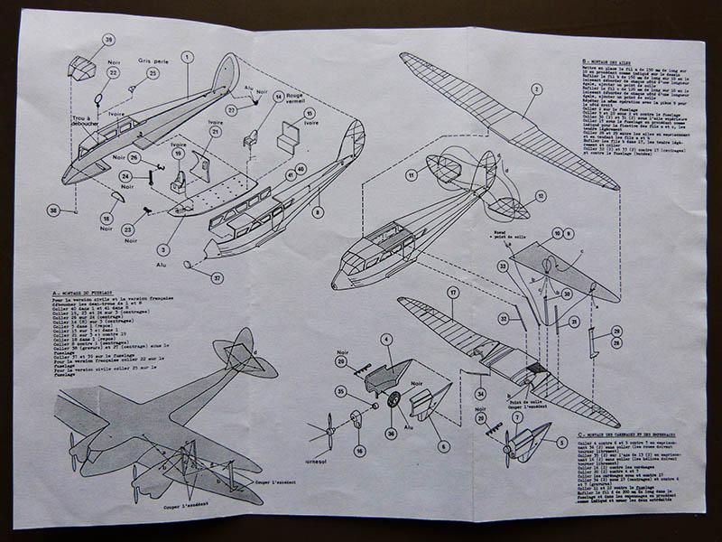 """[Concours 2019 - 1][Aerofile-Heller] DH89M républicain """"Alas Rojas"""" 1936. Dh89_015"""