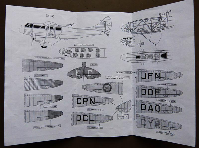 """[Concours 2019 - 1][Aerofile-Heller] DH89M républicain """"Alas Rojas"""" 1936. Dh89_016"""