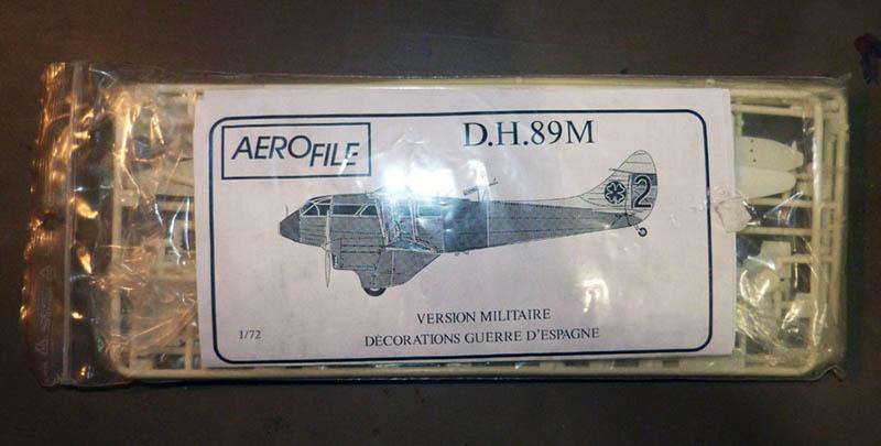 """Dragon Rapide DH 89 M Républicain Espagnol """" - Escadrille """"Alas Rojas"""" 1936. Dh89_019"""