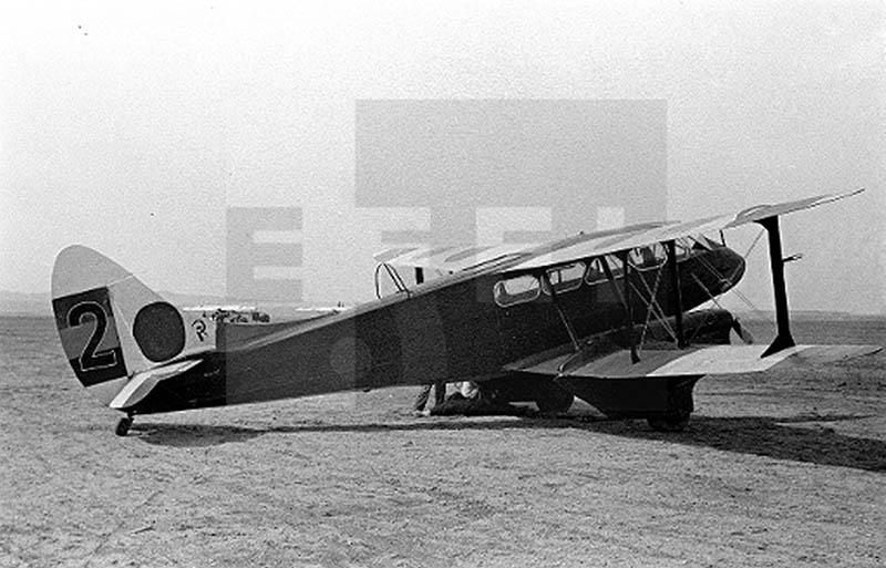 """Dragon Rapide DH 89 M Républicain Espagnol """" - Escadrille """"Alas Rojas"""" 1936. Dh89_021"""