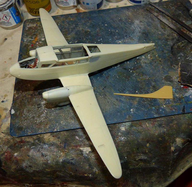 """[Concours 2019 - 1][Aerofile-Heller] DH89M républicain """"Alas Rojas"""" 1936. Dh89_316"""