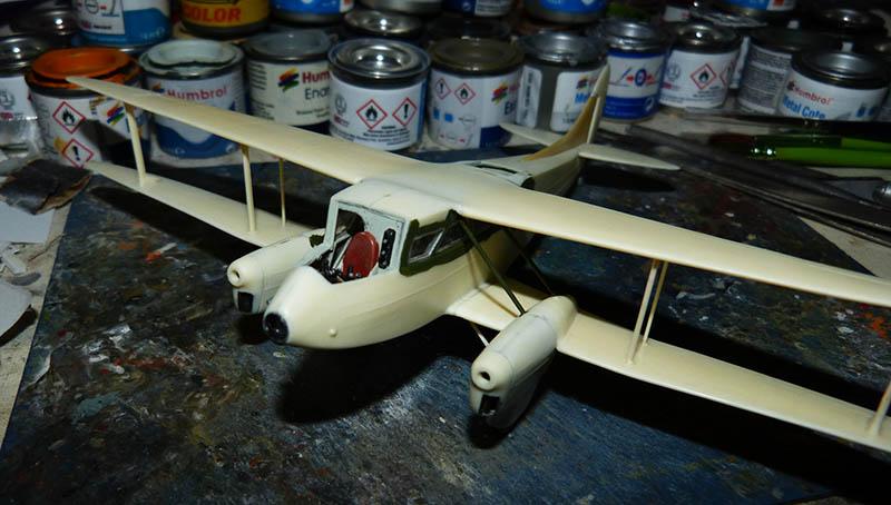 """[Concours 2019 - 1][Aerofile-Heller] DH89M républicain """"Alas Rojas"""" 1936. Dh89_419"""